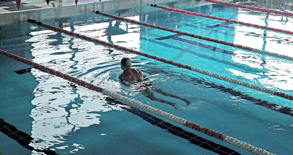basen z dzieckiem
