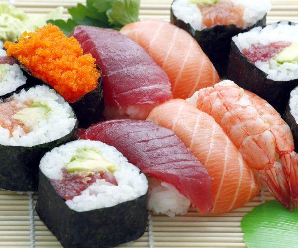 sushi w ciąży
