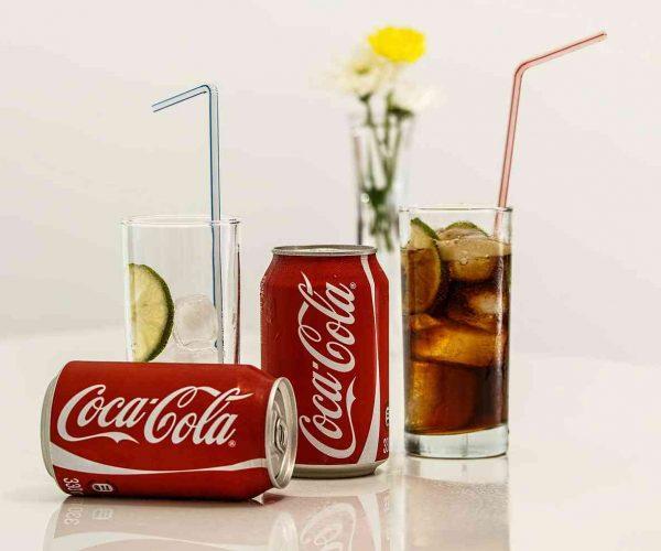 coca cola w ciąży