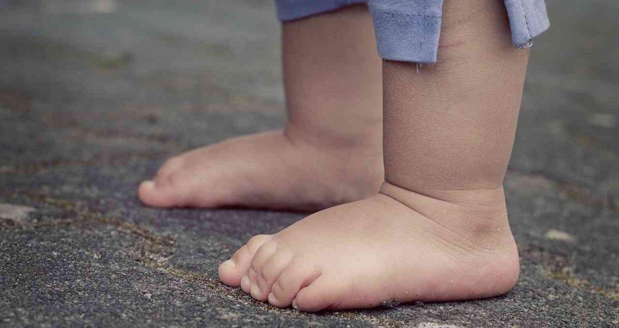 Kiedy dziecko zaczyna chodzić